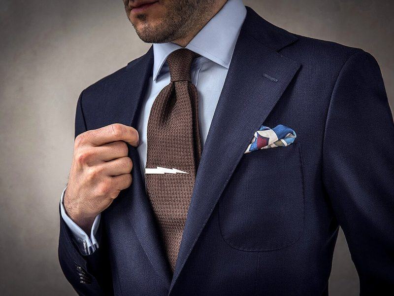 kravata a motylek